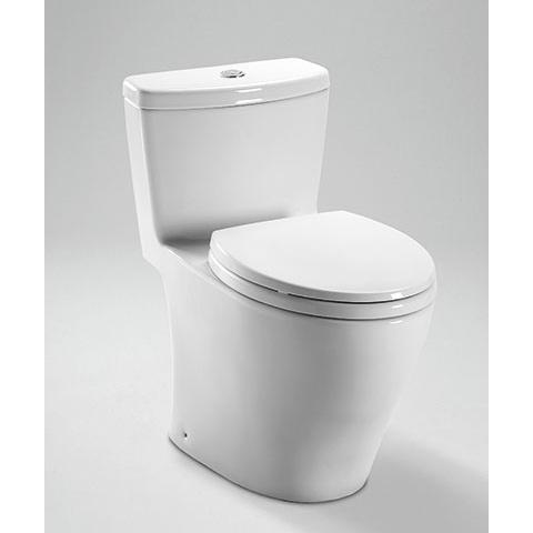 TOTO Aquia One Piece Toilet, 1.6GPF & 0.9GPF (MS654114MF)
