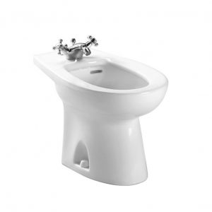 TOTO Piedmont Bidet - Deck Mount Single Hole (BT500AR)