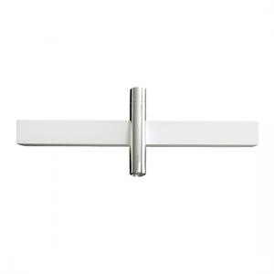 Wallmount single-hole lavatory faucet with shelf - 51914