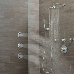 Temperature Control Shower