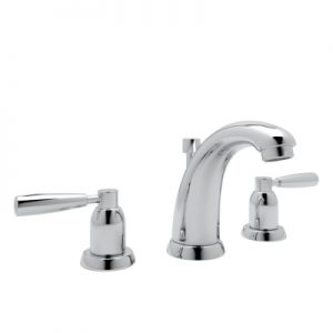 ROHL - PERRIN & ROWE® HOLBORN HIGH NECK WIDESPREAD LAVATORY FAUCET #U.3860