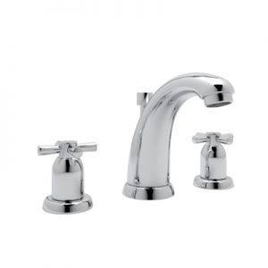 ROHL - PERRIN & ROWE® HOLBORN HIGH NECK WIDESPREAD LAVATORY FAUCET #U.3861