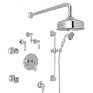 ROHL - THERMOSTATIC SHOWER PACKAGE #ACKIT47E