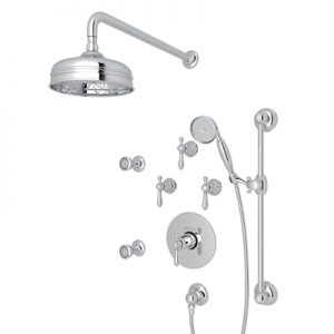 ROHL - ARCANA THERMOSTATIC SHOWER PACKAGE #ACKIT46E