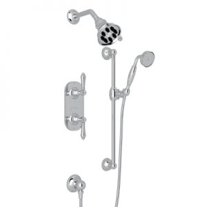 ROHL - Country Bath THERMOSTATIC SHOWER PACKAGE #AKIT50E