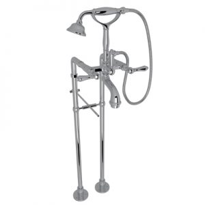ROHL - SAN JULIO EXPOSED TUB SET WITH HANDSHOWER #AKIT2101