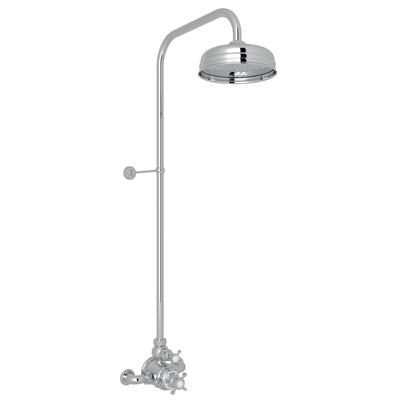 ROHL - PERRIN & ROWE® EDWARDIAN THERMOSTATIC SHOWER PACKAGE #U.KIT2
