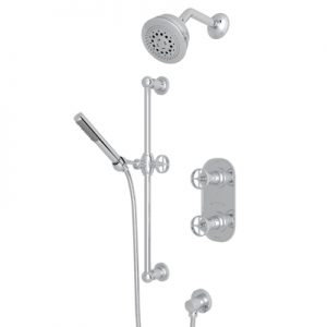 ROHL - CAMPO THERMOSTATIC SHOWER PACKAGE #CMKIT50