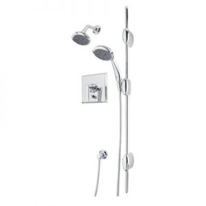 ROHL - VINCENT PRESSURE BALANCE SHOWER PACKAGE #AKIT13