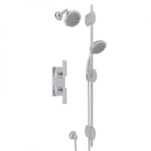 ROHL - VINCENT THERMOSTATIC SHOWER PACKAGE #AKIT15