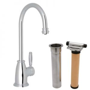 Rohl- MICHAEL BERMAN C-SPOUT FILTER FAUCET PRODUCT # MBKIT7917