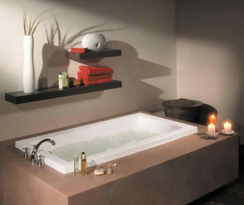 Drop-in Maax Bathtubs