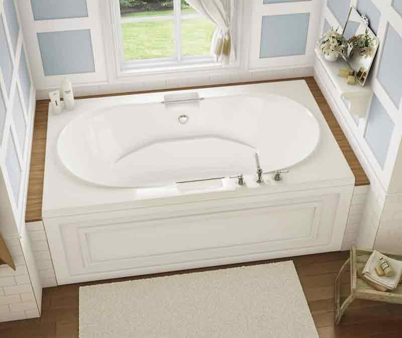 Oval Maax Bathtub