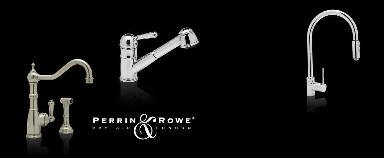 Perrin and Rowe Faucet