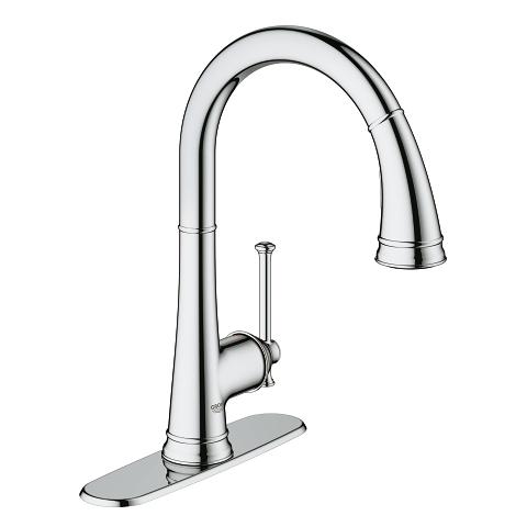 Grohe Joliette Single-Handle Kitchen Faucet 30210001