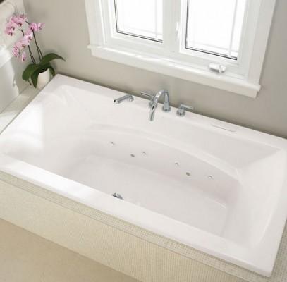 Neptune Believe 4272 Rectangular Bathtub