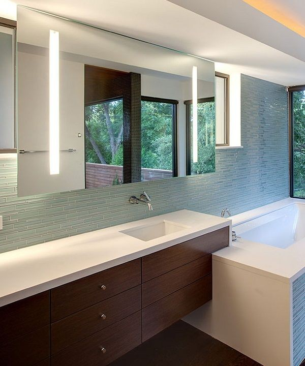 Fusion Lighted Mirror