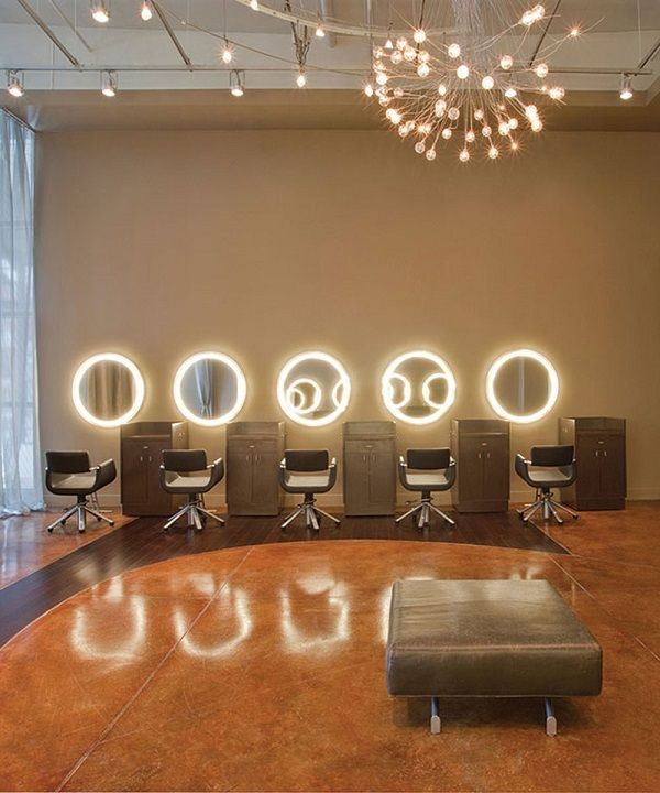 Eternity Lighted Mirror - Electric Mirror