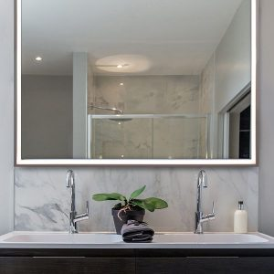 Radiance Lighted Mirror