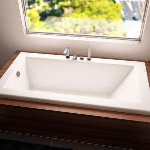 Neptune Zen 3666 rectangular bathtub