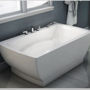 Neptune Believe 3672F Freestanding Bathtub