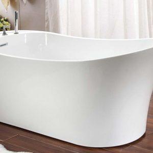 Neptune Paris F1 3266 Freestanding Bathtub