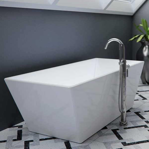 Neptune Prague F1 3266 Freestanding Bathtub