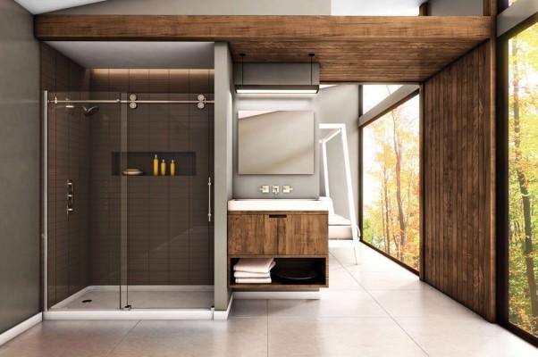 204 Matrix Alcove Shower