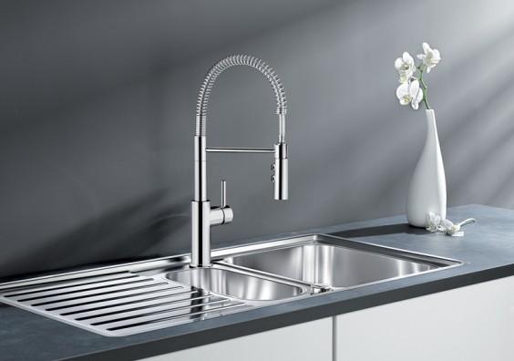 Blanco 401917 catris kitchen faucet