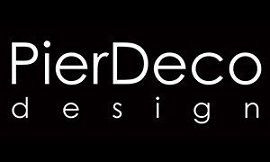 Pierdeco design Logo