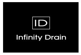 infinity drain Logo
