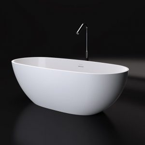 Slik Portfolio LOGAN 6 FT - Freestanding Bathtub | ST7131