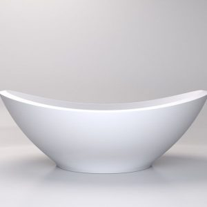 Slik Portfolio EVEREST SLIK Stone freestanding bathtub | ST7943