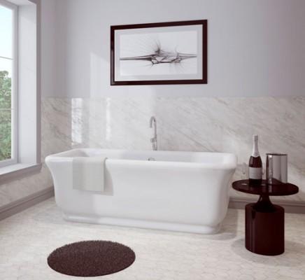Caml-Tomlin Merit – 60FS33 Freestanding Bathtub
