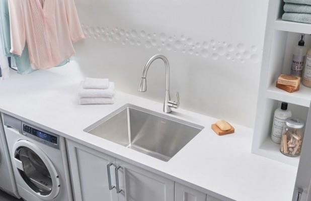 Blanco quatrus undermount laundry sink