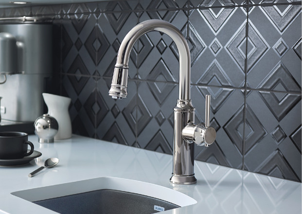 Blanco Empressa bar faucets