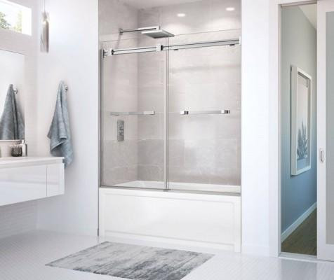 Maax Straight shower doors