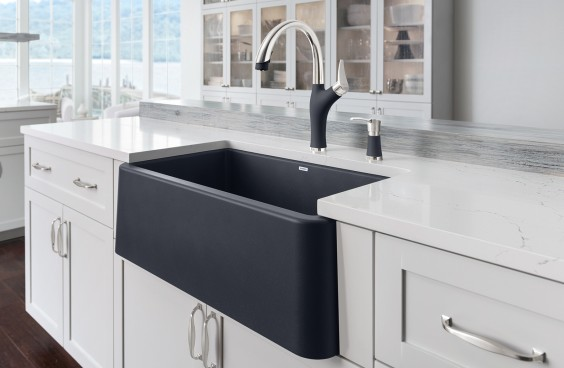 Blanco ikon 30 apron kitchen sinks