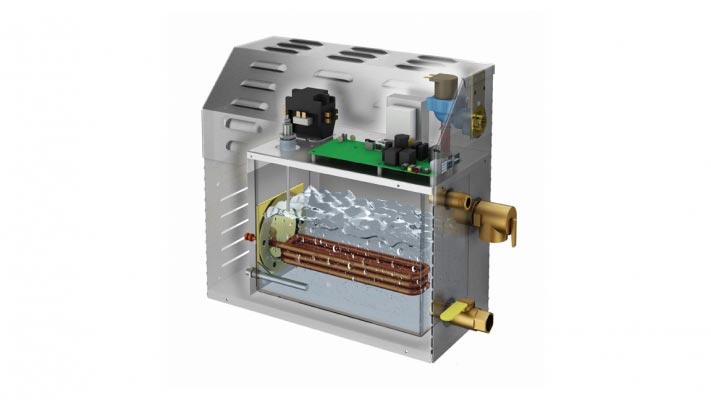 Mr Steam eSeries Steam Generators