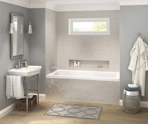 Maax rectangular bathtubs
