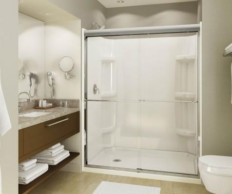 maax shower bases