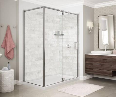 Maax Corner Shower Doors