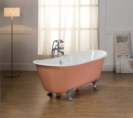 Cheviot Products Winchester Cast Iron Clawfoot Tub