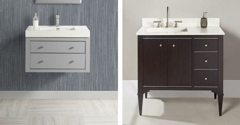 Fairmont Designs Bathroom Sinks