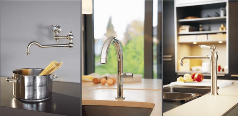 Horus Kitchen Faucets