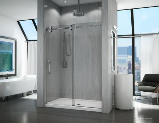 Fleurco Shower door