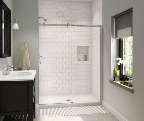 Maax Shower Bases - b3x 6036 - alcove
