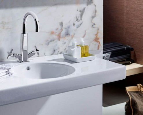 Hansa Bathroom Faucets