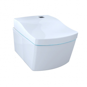 TOTO CWT996CEMFX Neorest AC Wall-hung Dual-Flush Toilet with Actilight