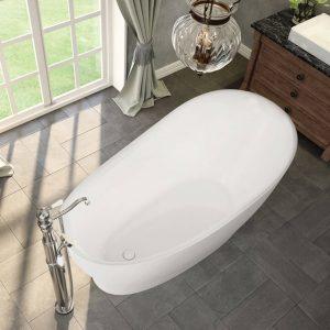 Maax Joan Freestanding Bathtub 106387